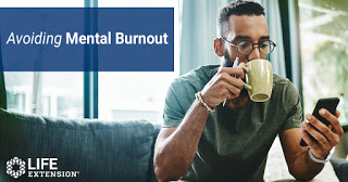 """According to the World Health Organization, this is officially known as """"burnout syndrome"""""""