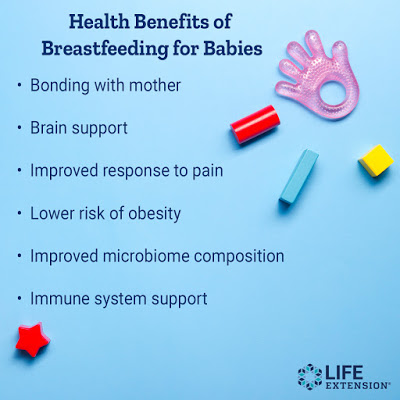 Reasons why Breast is Best for Babies Health